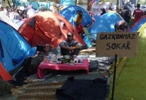 Gezi Parkı medyayayaradı