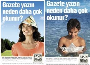 Gazete reklam gelirlerindedüşüş