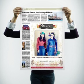 Gazete reklam gelirlerinde sertdüşüş